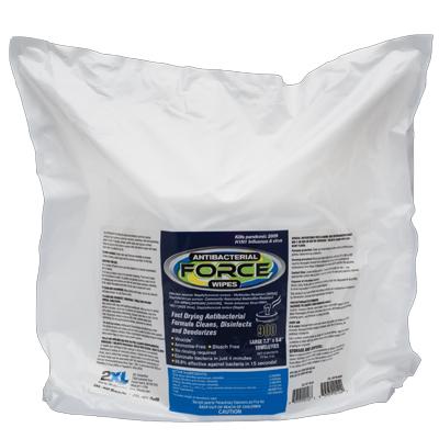 GymWipes Antibacterial Bucket - 900 Count **ETA FEB**